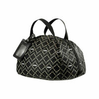 Uvex Luxury Padded HAT Helmet BAG Protective Nylon Travel Safety Black/Brown