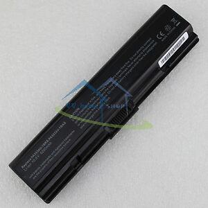 Battery for Toshiba Satellite Pro A200 A210 A300 L300 PA3534U-1BRS PA3533U-1BRS
