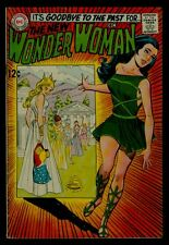 DC Comics The New WONDER WOMAN #179 1st I Ching FN- 5.5