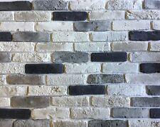 Arctic Blend Brick Slip BrickTile BrickCladding WallCladding SAMPLE