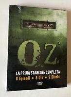 BOX DVD COFANETTO  SERIE TV OZ PRIMA STAGIONE 1 COMPLETA SIGILLATO PRIGIONE