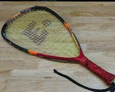 """E-FORCE Racquetball Racket Bedlam Lite 170 - 22"""" Long String Titanium"""
