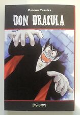 Osamu Tezuka: Don Dracula n. 3 * ed. Ronin Manga - SCONTO -35%!!! * NUOVO!!!