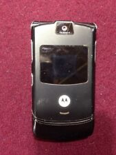 Motorola Razr V3 - Black Cellular Phone