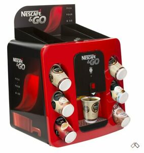 Nescafe and Go Machine BUDGET PACKAGE