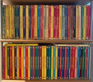 Lotto I classici di Walt Disney seconda serie da 1 - 1977 a 99 - 1985 71 fumetti