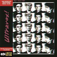 Ultravox - Ha Ha Ha [New CD] Bonus Tracks, Ltd Ed, Mini LP Sleeve, Rmst, Collect