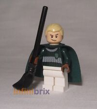 Lego Draco Malfoy from set 4737 Quidditch Match Harry Potter BRAND NEW hp108