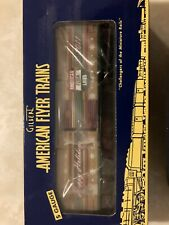 6-48394 lionel American Flyer S Gauge  2011 Holiday Boxcar new in the box