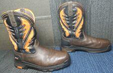 Mens ARIAT Intrepid Venttek Composite Toe Leather Work Boots 13 EE