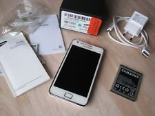 Samsung S2 Galaxy S II GT-I9100 - 16GB - Ceramic White Smartphone, kein Simlock
