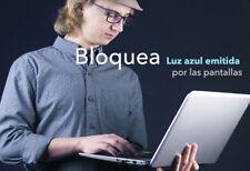Gafas Filtro Azul para Ordenador, Pantallas o Tablets