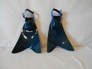 FORCE FINS-diving fins(small)blue