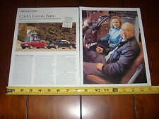 CLARKS CORVAIR PARTS - ORIGINAL 2006 ARTICLE