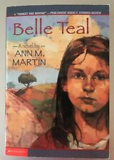 Belle Teal by Ann M. Martin (2004, PAPERBACK) *Like New*, FREE SHIPPING