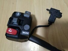 GENUINE TRIUMPH SPEED TRIPLE 1050 R 2016  FROM VIN 735337 SWITCHCUBE,INST CONTR