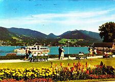Bad Wiessee - Seepromenade ; Ansichtskarte 1979 gel.