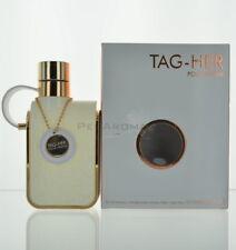 Tag Her Pour Femme By Sterling Parfums Eau De Parfum 3.4 Oz 100 Ml Spray
