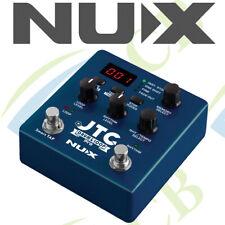 Nux JTC Drum & Loop PRO Dual Switch Looper Pedal
