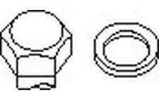 PAYEN Juego de tornillos culata RENAULT CLIO EXPRESS 4 5 FORD TRANSIT HBS104