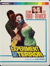 Experiment in Terror [UK Version] - DVD / Bluray -  All Region - New