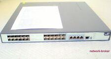 3Com 3CR17259-91 5500G-EI SFP 24 x SFP-Port Gigabit Switch  4 x dual purpose
