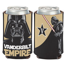 Vanderbilt University Darth Vader Can Cooler 12 oz. Star Wars Koozie