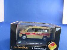 Cararama Modelauto 1:72   Mercedes-Benz Vito