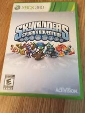 Skylanders Spyro's Adventure Xbox 360 Game Only Cib Works W2