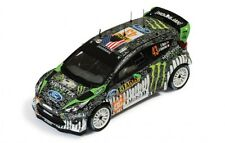 1/43 FORD FIESTA RS WRC RALLY DI MONSTER ENERGY ADAC Germania 2011 Ken Block