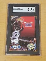 1992 Skybox #382 Shaquille O'Neal SGC 9.5 Newly Graded RC Rookie