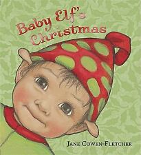 Baby Elf's Christmas-ExLibrary