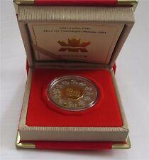 2003 CANADA SILVER $15 DOLLARS & STAMP SET LUNAR YEAR RAM PROOF