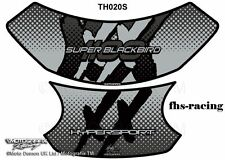 TH020S , MOTOGRAFIX - Tankpad Tankprotektor , HONDA CBX 1100 , silber
