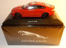 EDITIONS ATLAS JAGUAR XFR 2010 V8 503 CV 4,7 S 300 km/h 1/43 + FASCICULE in box