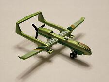 2012 Mattel MATCHBOX MBX SKYBUSTERS 60th Ann - SB94 Arctic Drone Green Plane