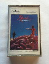 Rush Hemispheres 1978 Cassette Tape, Polygram Records Mercury