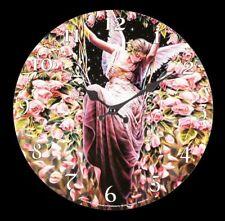 Horloge murale avec elfe - Gatekeeper - Sheila Wolk Décoration Pendule
