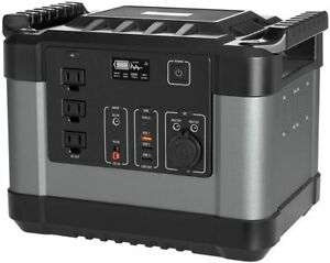 Allpowers 1000W Portable Power Station, 300000mAh Solar Generator with US AC Out