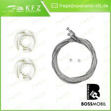 Bossmobil VW TRANSPORTER T5, Fensterheber Reparatursatz, Schiebetür Links *NEU*