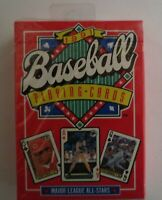 1991 Major League Baseball All-Star Playing Cards Factory Sealed