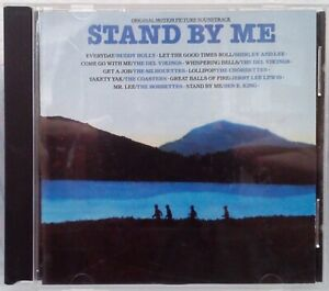 Original Motion Picture Soundtrack: Stand By Me (CD) Made In Germany