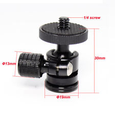 Mini Ballhead Camera Tripod Ball Head Mount