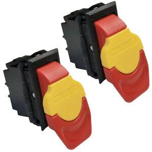 Ryobi 2 Pack of Genuine OEM Switch Keys For DP103L # 089140314049-2PK