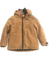 Boys jacket/coat Brand new Brown 7-8YRS