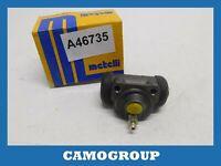 Cylinder Rear Brake Rear Wheel Brake Cylinder Metelli PEUGEOT 104