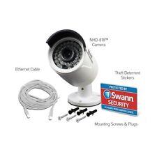 Swann SWNHD-818 4MP Super HD Night Vision Security NVR PoE Bullet CCTV Camera