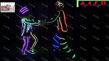 Festival CARNIVALE Halloween Party Theater ST Patricks day LED COSTUME Strip USA
