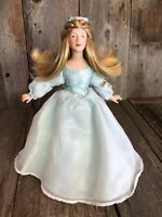 Avon Fairy Tale Cinderella Porcelain Doll Collection Made in 1984
