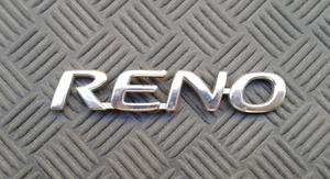 OEM Suzuki Reno Body/Dash Emblem. 15.1cm